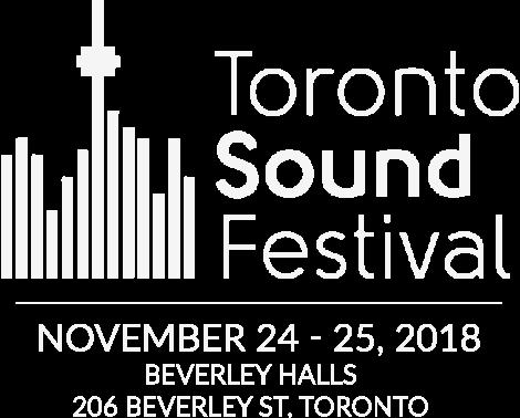 Toronto Sound Festival
