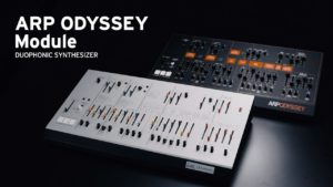 Korg - Arp Odyssey Module - Synthesizer